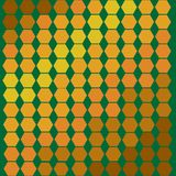 Background pattern of multicolored rhombuses Stock Photo
