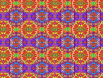 Background Pattern. Of odd shapes and colors Royalty Free Stock Photos