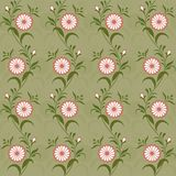 Background/pattern in traditional Ukrainian style Royalty Free Stock Images