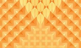 Background pattern: vegetative and geometrical elements Stock Photo
