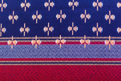 Background Patterns of fabric Royalty Free Stock Image