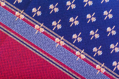 Background Patterns of fabric Royalty Free Stock Images