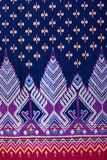Background Patterns of fabric Royalty Free Stock Photos