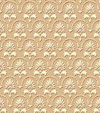 Background, patterns, ornament beige Royalty Free Stock Photos