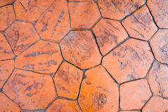 Background from paving stones Royalty Free Stock Photography