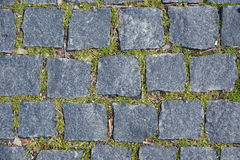 Background from paving stones Stock Photos