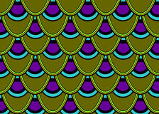 Background peacock. Royalty Free Stock Image