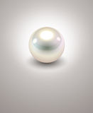 Background with pearl Royalty Free Stock Image