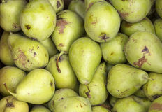Background of pears Royalty Free Stock Images