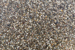 Background Pebble Sidewalk Footpath Stock Photo