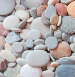 Background pebbles Stock Images