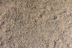 Background  of pebbles or gravel Stock Photo
