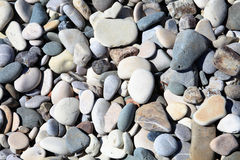 Background of pebbles Royalty Free Stock Images