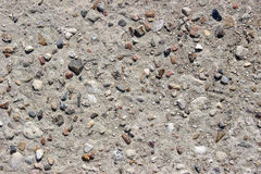 Background of pebbles and sand Stock Photos
