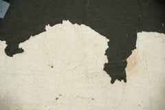 Background of peeled paint Stock Photography