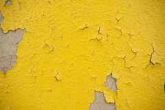 Background of peeled paint Stock Images