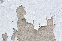 Background of peeled paint wall Stock Image
