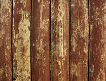 Background of peeling paint on old  wall Royalty Free Stock Photography