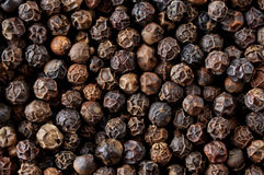 Background of peppercorns Royalty Free Stock Image