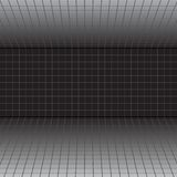 Background with a perspective grid. Stock Photo