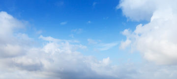 Background photo texture, cloudy sky Royalty Free Stock Images