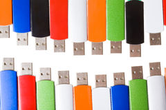 USB flash memory Royalty Free Stock Photography