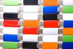 USB flash memory Royalty Free Stock Photo