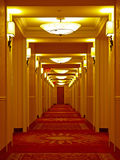 Background Picture of Hallway Stock Photography