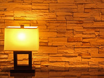 Background picture of Lamp Royalty Free Stock Photo