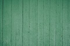 Background picture made of old green wood boards stock images
