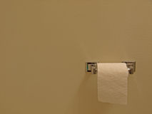 Background picture of toilet paper Stock Photography