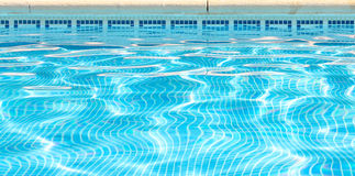 Background picture of water with copy space Royalty Free Stock Photo