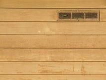 Background Picture of Wood Door Stock Photo