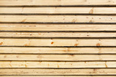 Background from pine boards Royalty Free Stock Photos