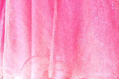 Background from pink delicate fabric Stock Photos