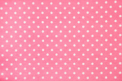 Background pink fabric Royalty Free Stock Photo