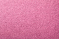 Background pink felt. Close up royalty free stock photo