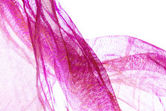 Background of pink netting Royalty Free Stock Photos