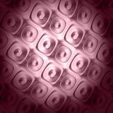 Background pink red buttons pattern Royalty Free Stock Photos