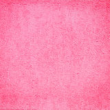 Background of pink terry towels Royalty Free Stock Images