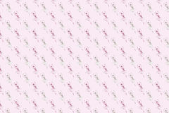 Background in pink tones with the image of ballet- Stock Photo