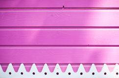 Background. Pink wall Royalty Free Stock Image
