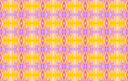 Background. Pink and yellow grid background Royalty Free Stock Photo
