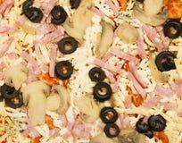 Background Pizza Royalty Free Stock Photo