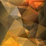 Background-16 polygonal Image libre de droits