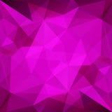 Background-01 polygonal Images libres de droits