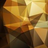 Background-02 polygonal Images libres de droits