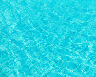 Background of pool water Royalty Free Stock Photography
