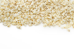 Background of pop corn Royalty Free Stock Photos