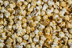 Background of popcorn Royalty Free Stock Photography